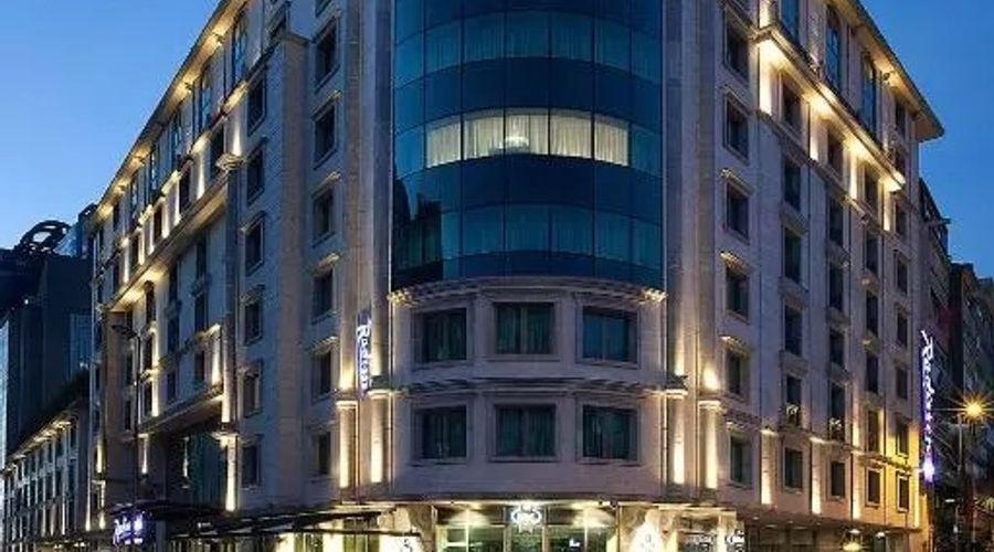 Radisson Blu Hotel, Istanbul Sisli -1 of 30 photos