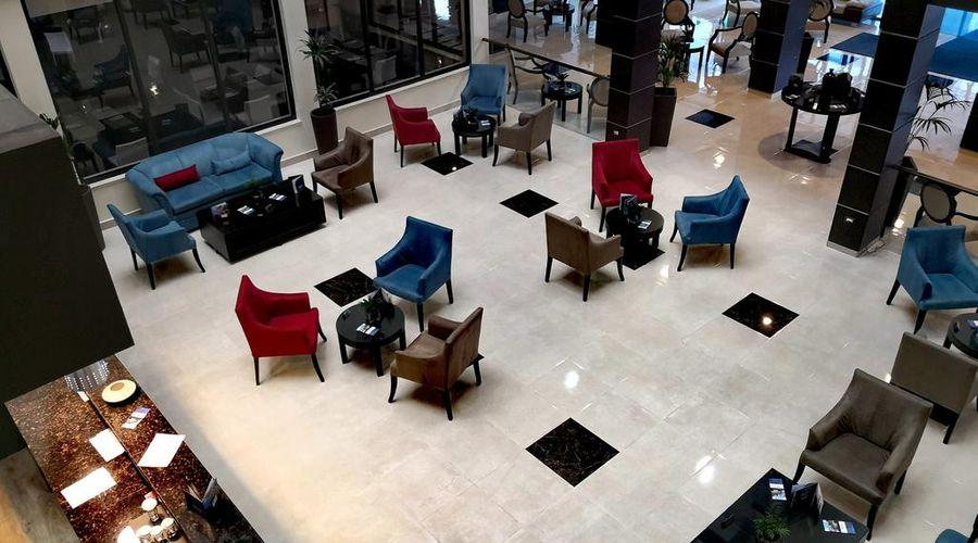 Star Plaza Hotel Amman-13 of 44 photos