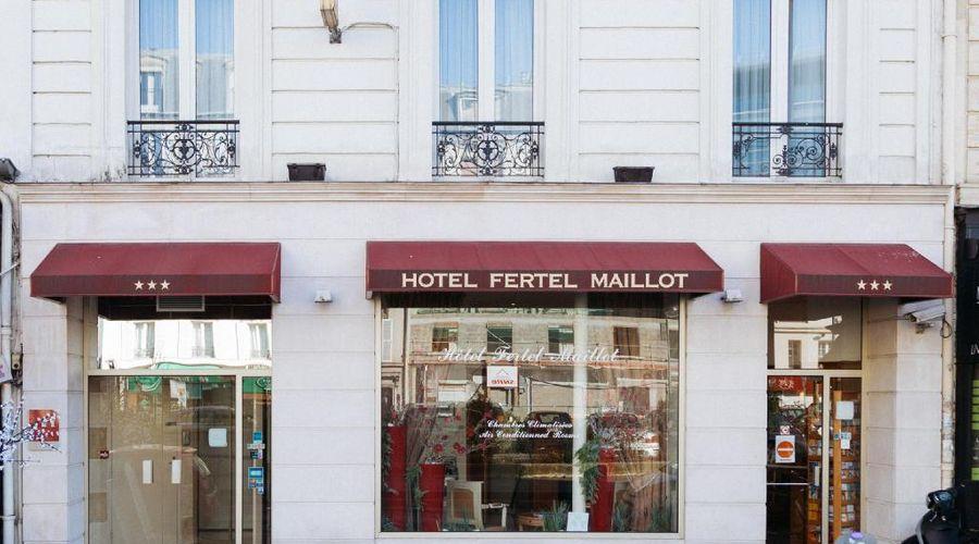 Hotel Fertel Maillot-3 of 27 photos