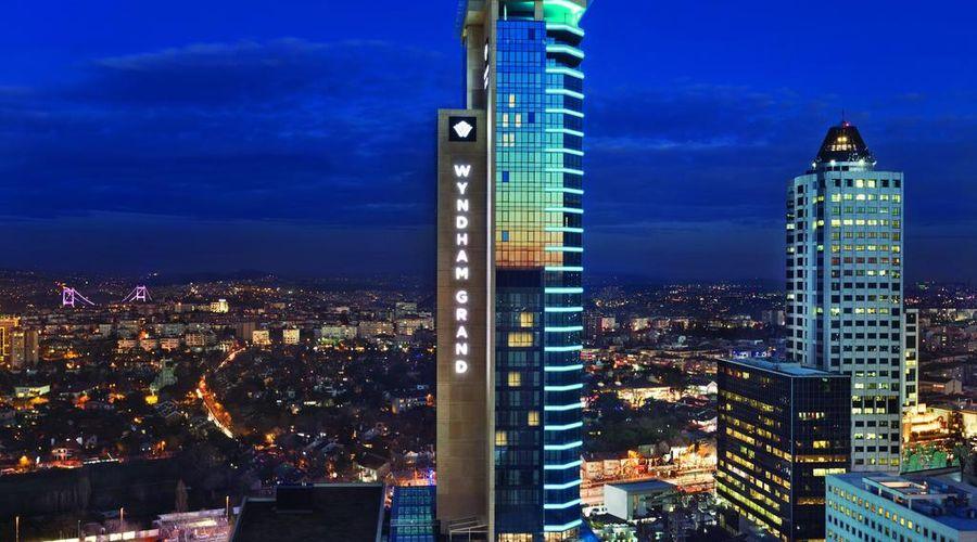 ويندهام جراند إسطنبول ليفينت-1 من 30 الصور