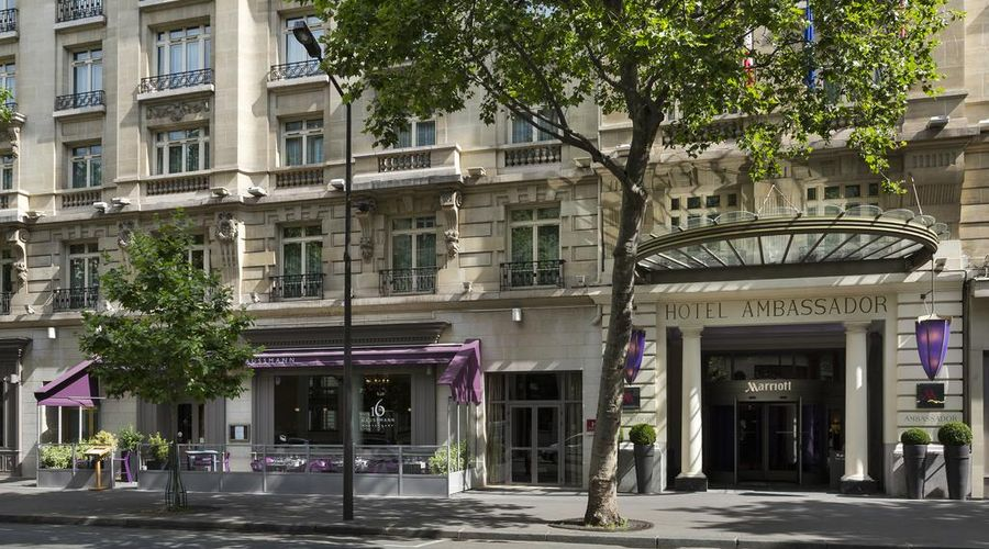 Paris Marriott Opera Ambassador-1 of 30 photos