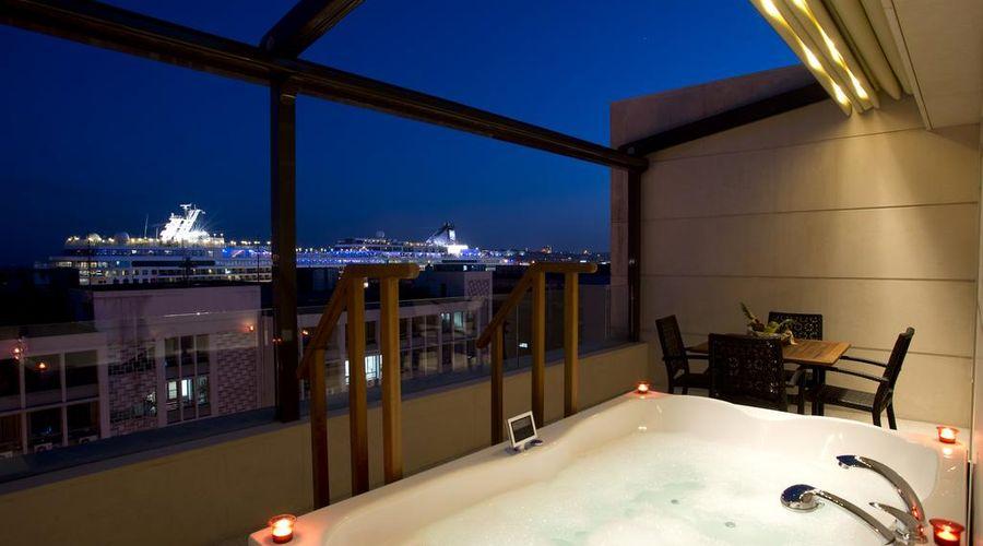 فندق نيديا جلاطة بورت-19 من 30 الصور