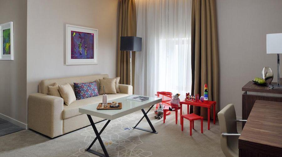 Istanbul Marriott Hotel Sisli-10 of 30 photos