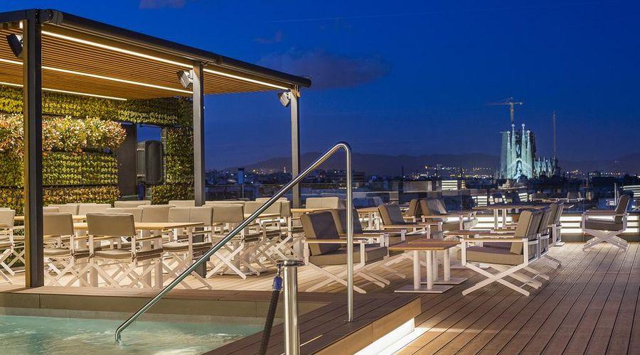 فندق وسبا ماجستيك برشلونة جي إل-3 من 31 الصور