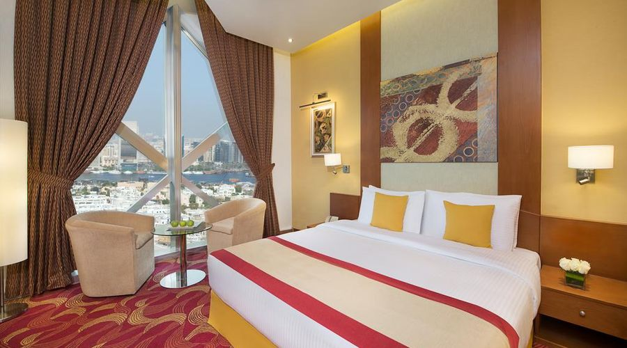 City Seasons Towers Hotel Bur Dubai-5 of 21 photos