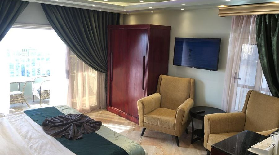 Nile Hunters Suites & Apartments -32 من 36 الصور