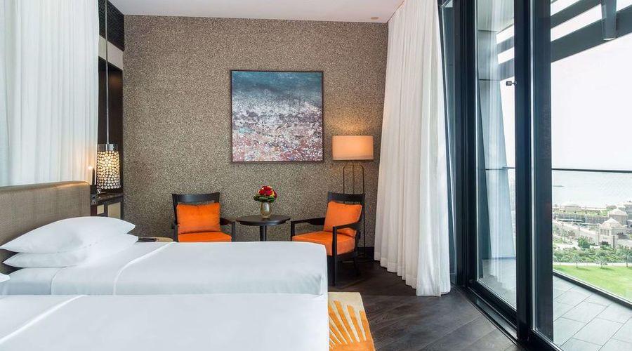 جراند حياة أبو ظبي فندق ومساكن لؤلؤة الإمارات-15 من 42 الصور