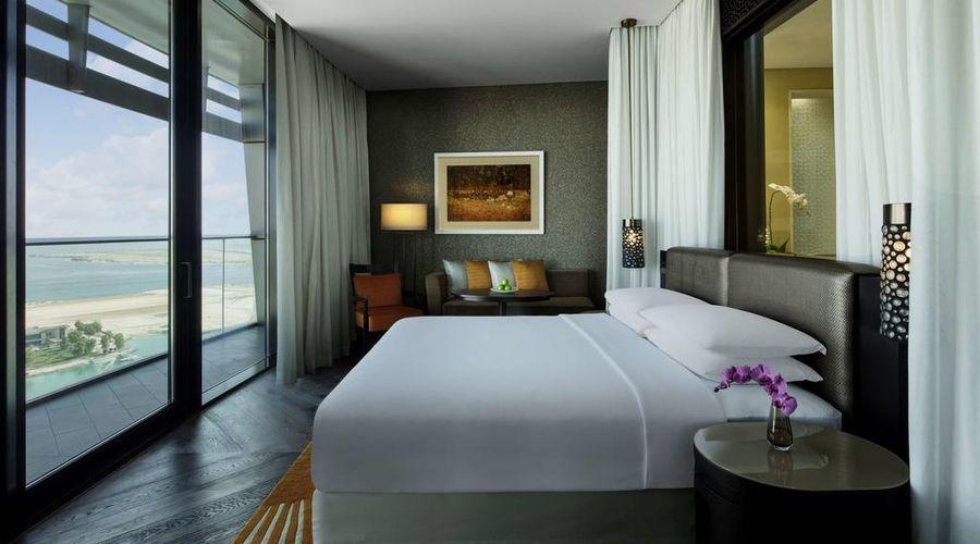 جراند حياة أبو ظبي فندق ومساكن لؤلؤة الإمارات-8 من 42 الصور