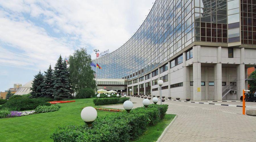 آزيموت هوتل أولامبيك موسكو-3 من 35 الصور