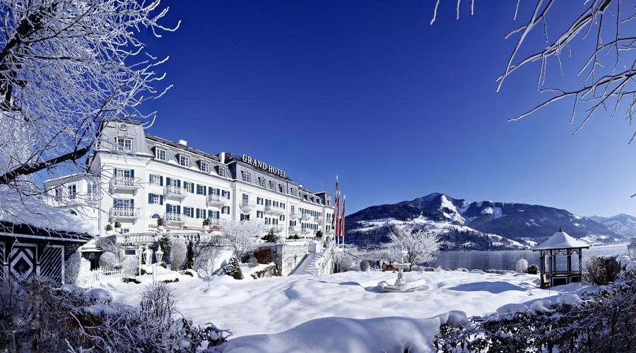 Grand Hotel Zell am See-4 of 33 photos