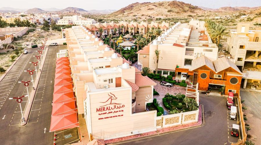 Meral Oasis Resort Taif-1 of 30 photos