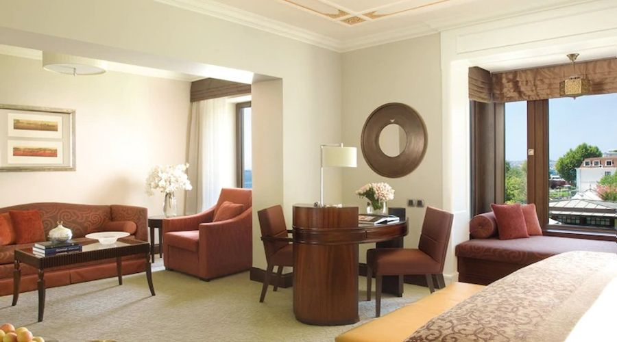 Four Seasons Hotel Istanbul at The Bosphorus-11 of 36 photos