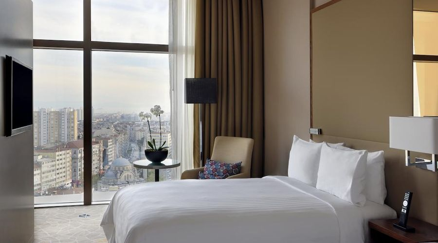 Istanbul Marriott Hotel Sisli-13 of 30 photos
