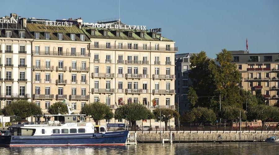فندق ذا ريتز كارلتون دو لا بيه، جنيف-1 من 34 الصور