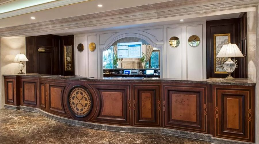 Elite World Business Hotel-10 of 31 photos