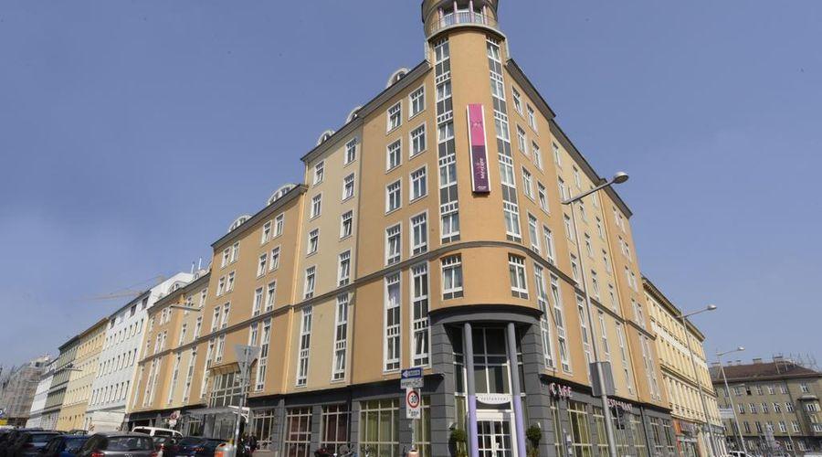 Hotel Mercure Wien Westbahnhof-4 of 32 photos