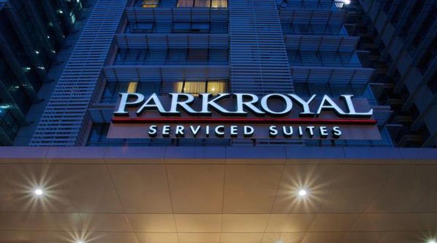 أجنحة بارك رويال الفندقية كوالالمبور -1 من 31 الصور