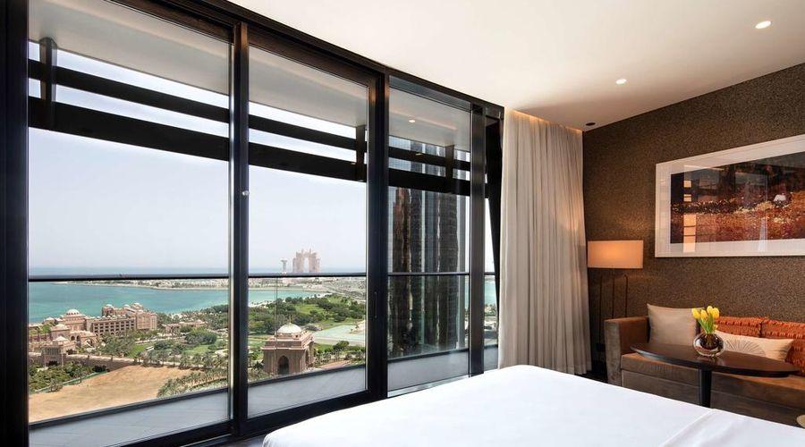 جراند حياة أبو ظبي فندق ومساكن لؤلؤة الإمارات-18 من 42 الصور
