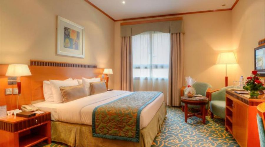 Hotel Golden Tulip Al Barsha Dubai-24 of 25 photos