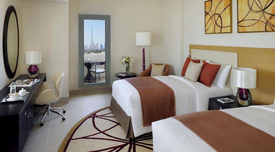 شقق ماريوت دبي التنفيذية الجداف-24 من 25 الصور
