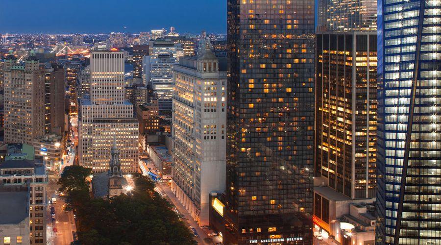ميلينيوم هيلتون نيويورك داون تاون-1 من 25 الصور