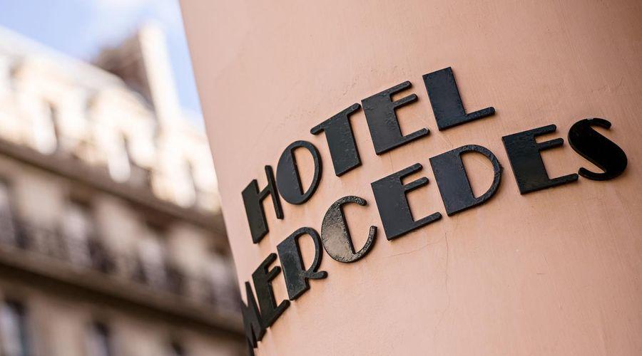 Best Western Hôtel Mercedes Arc de Triomphe-16 of 36 photos