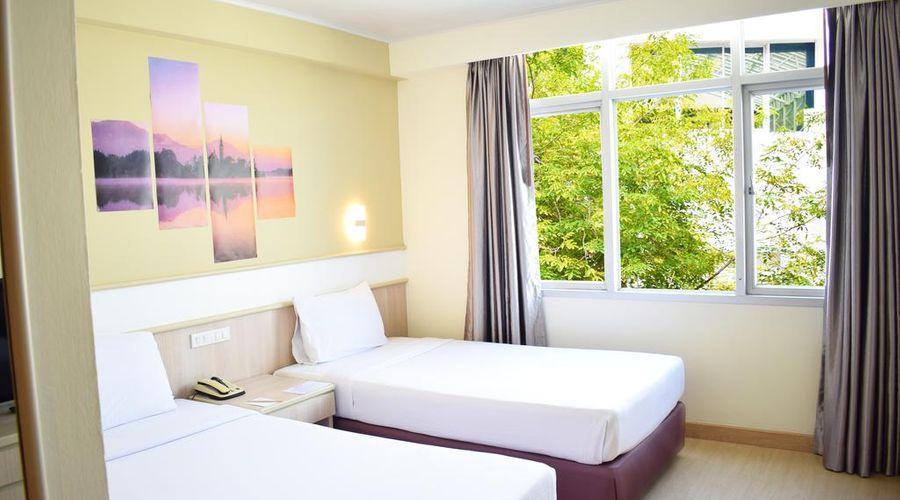 فندق ترانج بانكوك -20 من 20 الصور