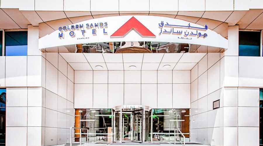 Golden Sands Hotel Sharjah -7 of 34 photos