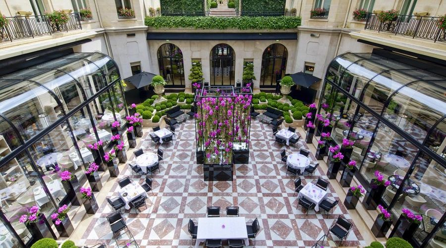 فندق فور سيزونز جورج الخامس باريس-3 من 38 الصور