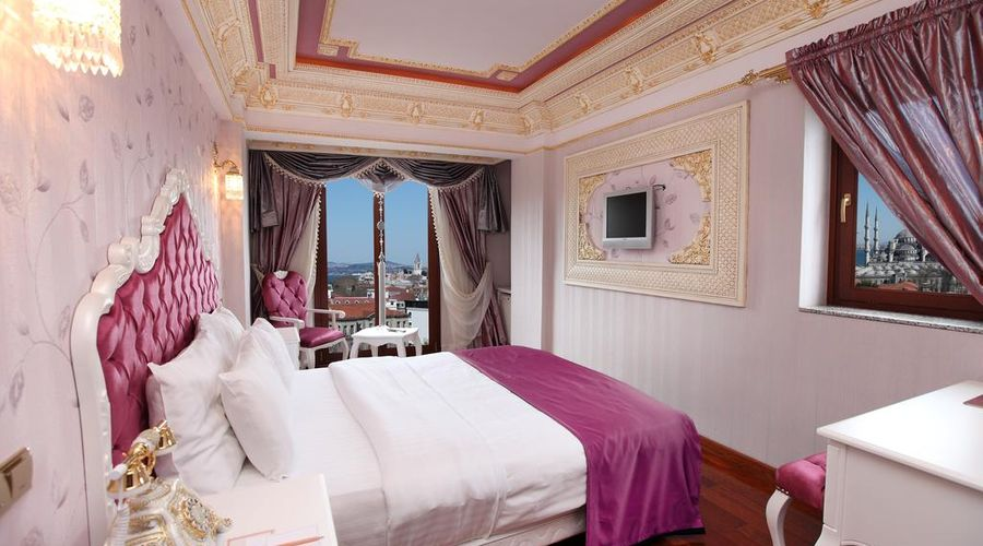 Deluxe Golden Horn Sultanahmet Hotel-20 of 44 photos