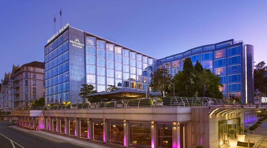 Hotel President Wilson, A Luxury Collection Hotel, Geneva-1 of 31 photos
