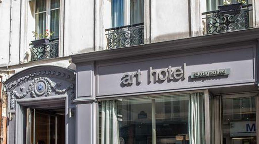 Art Hotel Batignolles-4 of 35 photos