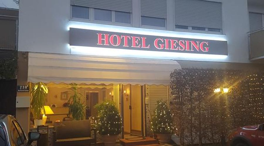 Hotel Giesing-5 من 20 الصور