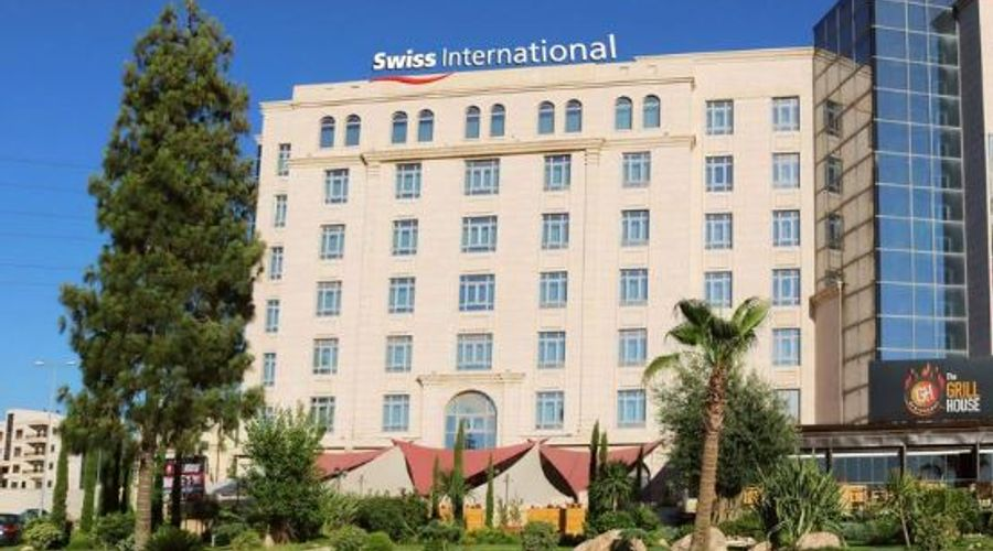 Olive Tree Hotel Amman-25 of 28 photos