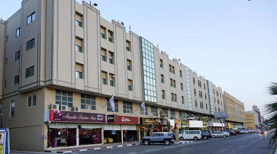 منصور بلازا للشقق الفندقية -8 من 32 الصور