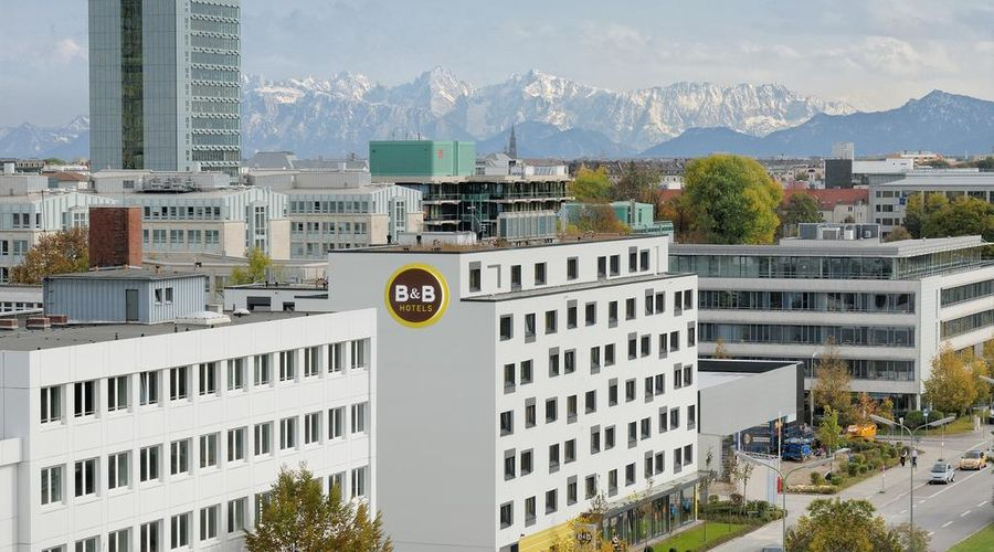 B&B Hotel München City West-14 من 25 الصور
