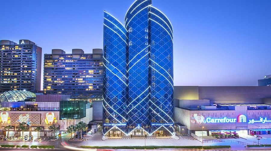 City Seasons Towers Hotel Bur Dubai-1 of 21 photos