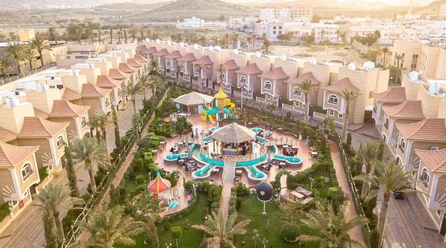 Meral Oasis Resort Taif-2 of 30 photos