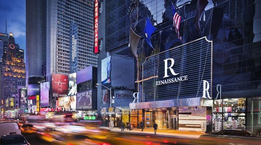رينسانس نيويورك تايمز سكوير هوتل-1 من 43 الصور