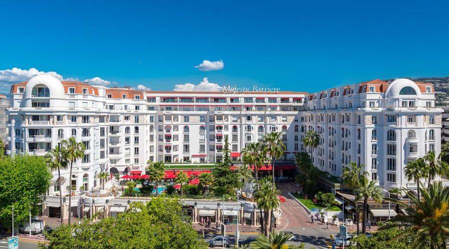 فندق باريير لو ماجستيك كان-17 من 35 الصور