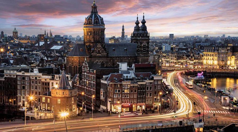 دبل تري باي هيلتون أمستردام سنترال ستيشن-2 من 33 الصور