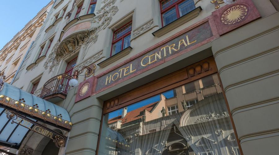 K+K Hotel Central Prague-1 of 39 photos