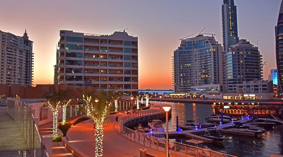 Jannah Marina Hotel Apartments -15 of 37 photos
