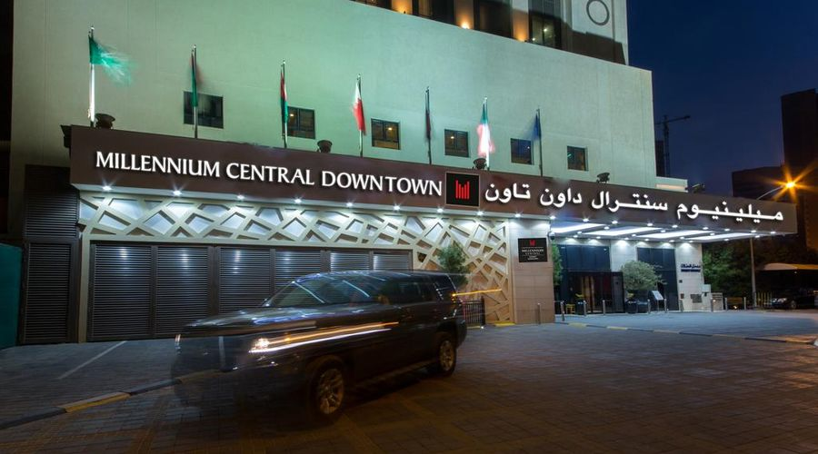 ميلينيوم سنترال وسط مدينة الكويت-3 من 35 الصور