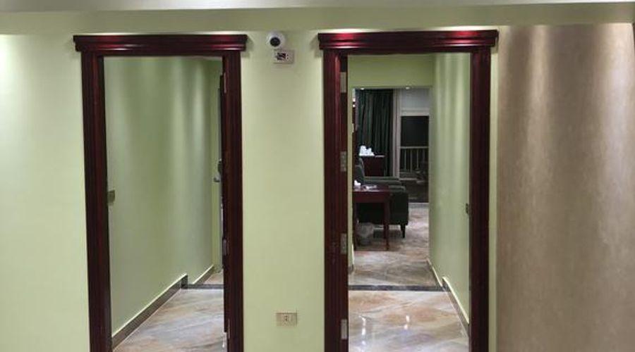Nile Hunters Suites & Apartments -9 من 36 الصور