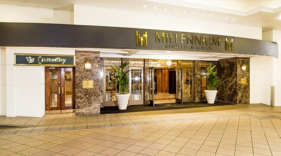 Millennium Gloucester Hotel London Kensington-1 of 34 photos