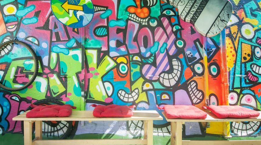 نو ليميت خوستل غرافيتي-5 من 20 الصور