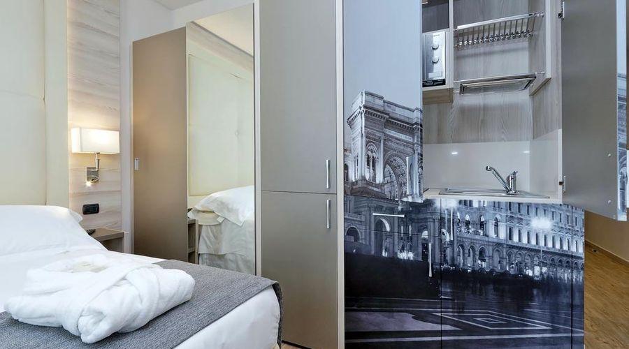 دومو أبارتمنتس ميلانو-6 من 25 الصور