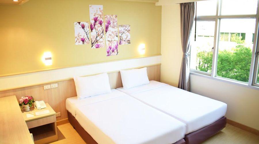 فندق ترانج بانكوك -19 من 20 الصور