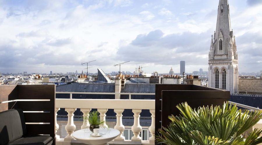 أوتل دو سير شانزيليزيه باريس-29 من 29 الصور